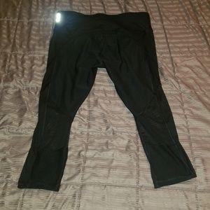 RBX Capri Workout Pants